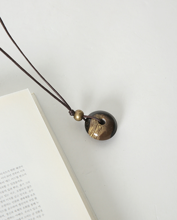 a vintage core necklace