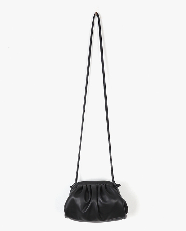 dumpling leather bag