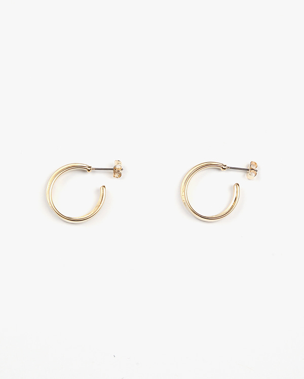 elegant loop earring