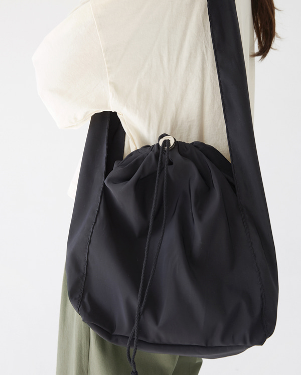 goofy casual string bag