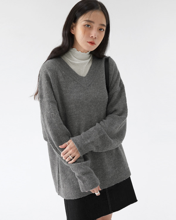 ada loose alpaca knit